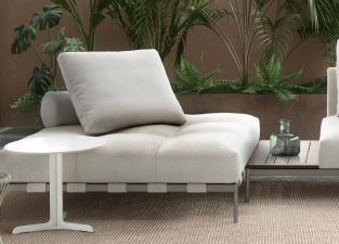 Saba Pixel Light Corner Sofa (Outdoor)