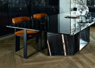 Gallotti & Radice Platium Dining Table