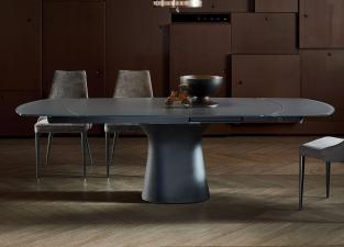 Bontempi Podium Extending Dining Table