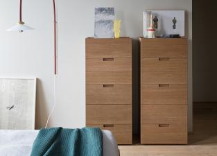 Novamobili Quaranta Tall Chest of Drawers