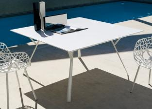 Radice Quadra Square Garden table