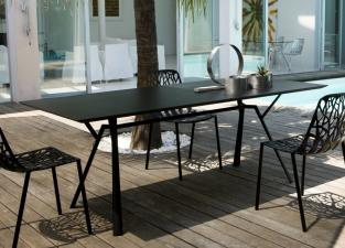 Radice Quadra Garden Table