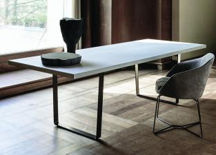 Vibieffe Ribbon Dining Table