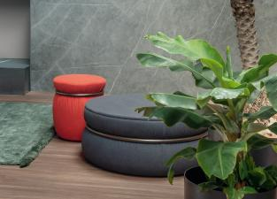 Bonaldo Ring Pouf