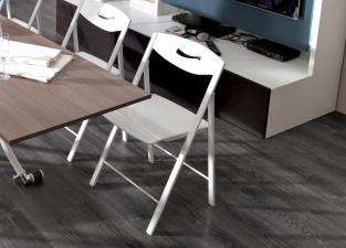 Ozzio Ripiego Folding Dining Chair