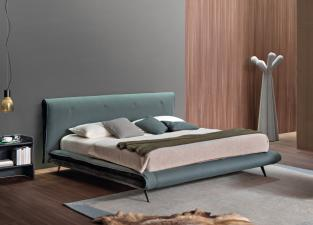 Bonaldo Saddle Super King Size Bed