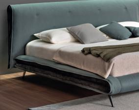 Bonaldo Saddle King Size Bed
