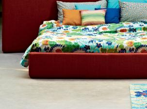 Missoni Home Screen Super King Size Bed