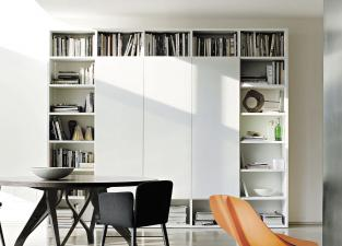 Lema Selecta 01 Wall Unit/Bookcase