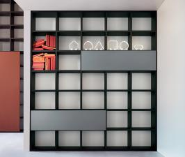 Lema Selecta 06 Bookcase/Wall Unit