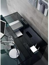 Tonelli Server Glass Desk