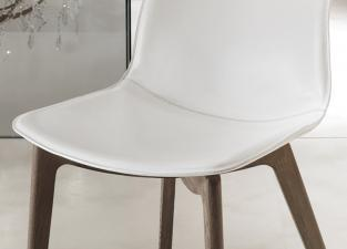 Bontempi Seventy Dining Chair (Wood)