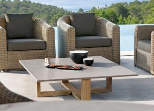 Manutti Siena Garden Coffee Table