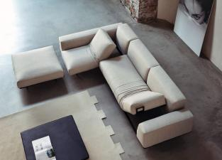 Vibieffe Sit Up Corner Sofa