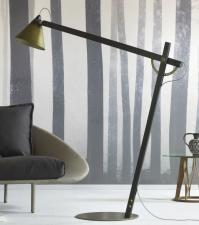 Miniforms Slope Floor Lamp in Bronze