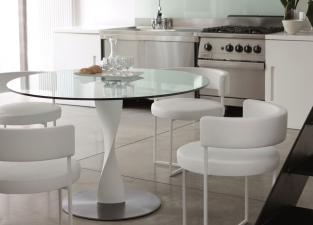 Porada Spin Round Dining Table