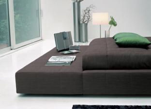 Bonaldo Squaring Isola King Size Bed