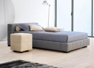 Bonaldo Squaring Basso Single Bed