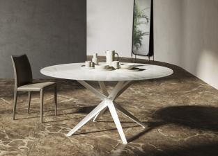 Jesse Stern Round Dining Table