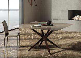 Jesse Stern Square Dining Table
