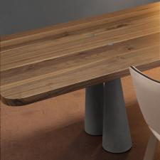 Bonaldo Still Rectangular Dining Table