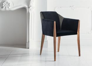 Bontempi Sveva Dining Chair With Arms