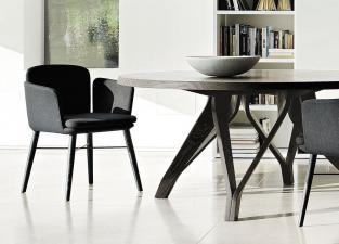 Lema Tabby Dining Chair/Little Armchair