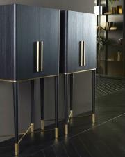 Gallotti & Radice Tama Drinks Cabinet