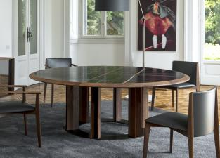 Porada Thayl Round Dining Table