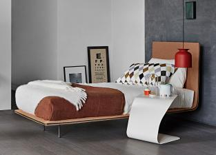 Bonaldo Thin Single Bed