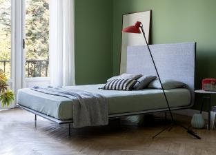 Bonaldo Thin King Size Bed