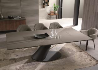 Ozzio Thor Extending Dining Table