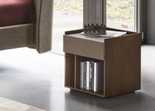 Lema Tip Small Bedside Cabinet