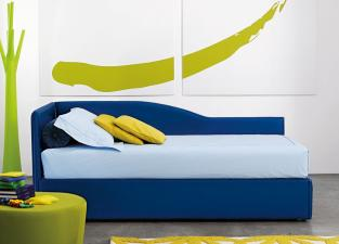 Bonaldo Titti Single Storage Bed