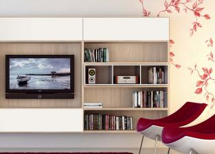 Novamobili Wall Unit GD-151
