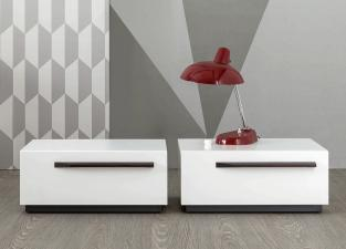 Bonaldo To Be Low Bedside Cabinet