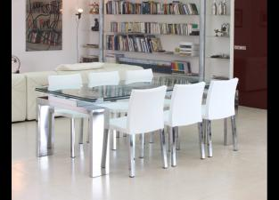 Bonaldo Tom Extending Dining Table