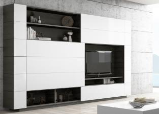 Tomar Wall/TV Unit
