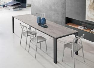 Bontempi Tom Extending Dining Table