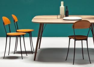Zanotta Tonietta Dining Chair