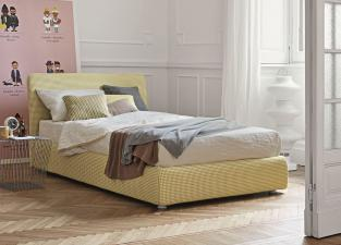 Bonaldo Tonight Single Storage Bed