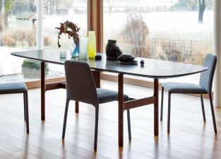 Torii Marble Dining Table