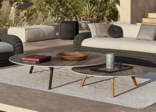Manutti Torsa Garden Coffee Table