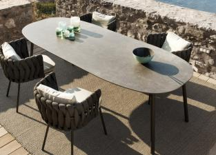 Tribu Tosca Garden Dining Table