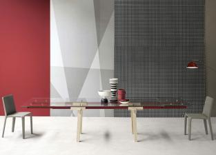 Bonaldo Tracks Extending Dining Table