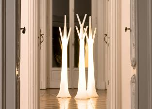 Bonaldo Tree Light Coat Stand