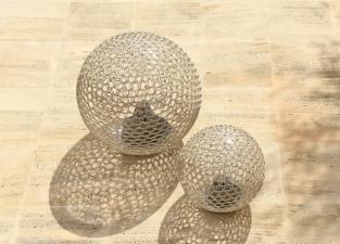 Tribu Monsieur Tricot Garden Lamps