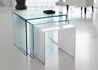 Tonelli Trio Nest of Coffee Tables