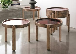 Porada Trittico Side Table
