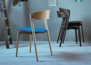 Miniforms Tube Dining Chair